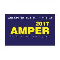 Invitation to the exhibition AMPER 2017