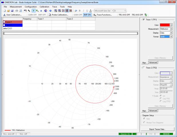 Bode Analyzer Connections : Amtest tm vector network analyzer bode