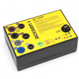 EC-7VAR-RS (3 Phase Voltage, Current & PF Logger)