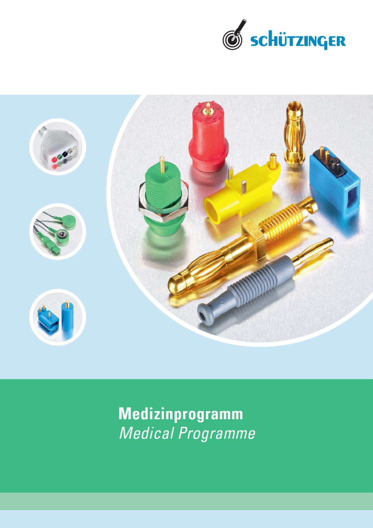 Medical components Schützinger