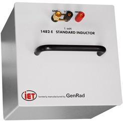GenRad 1482 Series Inductance Standard