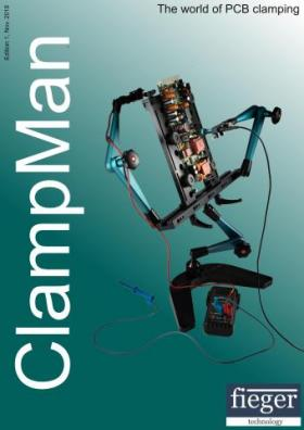 ClampMan - solution for fixing PCBs